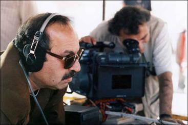 فیلمسازی که بیقراربود