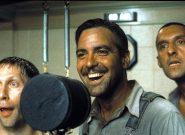 صدای جرج کلونی مانند یک گربه بود!