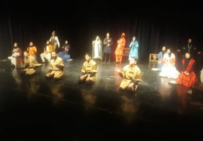 بیست و پنجمین جشنواره تئاتر استان تهران با اجرای سه نمایش ادامه یافت