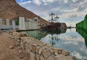 تصویربرداری فصل دریایی سریال «سلمان فارسی» آغاز شد