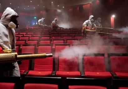 کاهش ۷۰ درصدی فروش سینمای جهان در ۲۰۲۰
