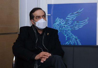 حسین انتظامی به برج میلاد آمد