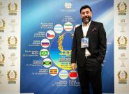 نکوداشت انصاریان در جشنواره فیلمهای ورزشی/ دیجیتالآرت در «هنر زنده است»