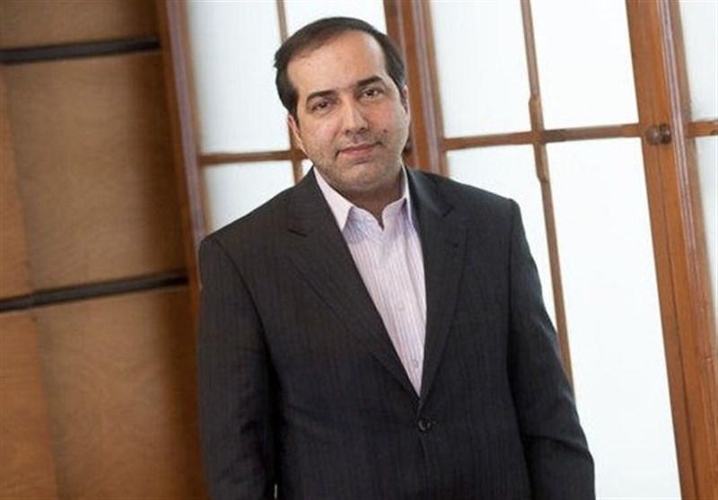 بازدید حسین انتظامی از یک پردیس تازه تاسیس