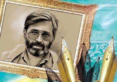 شهید آوینی حلقه مفقوده هنر و سیاست را پیدا کرد
