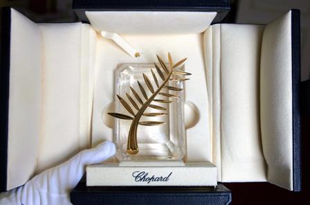 نخل طلای افتخاری کن به جودی فاستر اهدا می شود