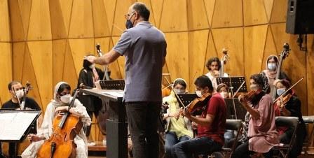 هفته نخست مسترکلاسهای رهبری ارکستر بنیاد رودکی برگزار شد/چهارمین دوره کنسرتهای آنلاین <برخط ماه و نوا>
