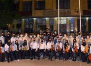 ارکستر ایرانی در جشن روز استقلال فیلیپین نواخت
